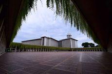 Makna Tiap Lekuk Arsitektur Masjid Istiqlal yang Dipertahankan hingga Kini...