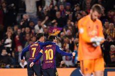 Blunder dalam Laga Barcelona Vs Man United, De Gea Jadi Ejekan di Twitter