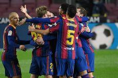Terbang, lalu Naik Bus, Usaha Ekstra Messi dkk ke Piala Super Spanyol