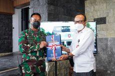KSAD Terima Sertifikat Lahan Daerah Latihan TNI AD di Urut Sewu Kebumen
