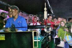 Di Yogyakarta, Jokowi dan Iriana Pilih Naik Andong ke Gedung Agung