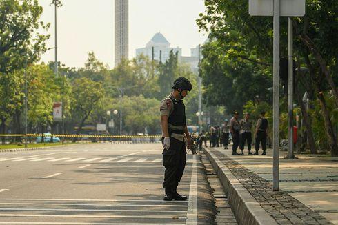 Ledakan di Monas, Aparat Diingatkan Berhati-hati Menyimpulkan