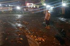 Sungai Cisadane Meluap, 6 Rumah di Bogor Terendam Banjir