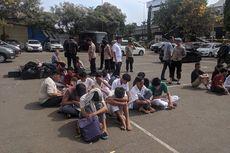 Polisi Tangkap 1.365 Demonstran Saat Kericuhan 30 September, 179 Orang Ditahan