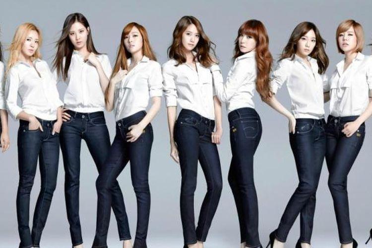 SNSD atau Girls' Generation.