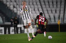 Juventus Dihantam AC Milan, Ronaldo dkk Kebingungan dan Tak Siap Berlaga