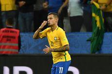 Hasil Kualifikasi Piala Dunia, Brasil Selangkah Lagi Menuju Rusia 2018