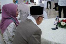 Silaturahmi Lebaran, Jokowi Video Call Wapres Ma'ruf Amin