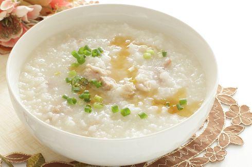 Resep Bubur Ayam Labu Siam, MPASI yang Enak untuk Orang Dewasa