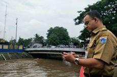 Ditanya Normalisasi Sungai, Gubernur Anies Jawab Naturalisasi
