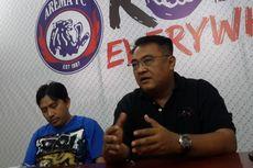 Arema FC Vs Madura United, Laga Amal untuk Haringga Sirila