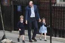 Alasan Anak-anak Pangeran William Selalu Berperilaku Baik di Publik