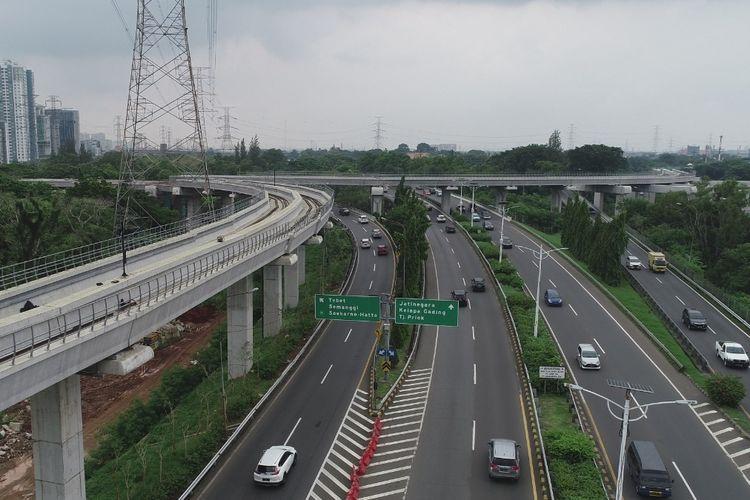 Simpang Susun Cawang Tol Dalam Kota