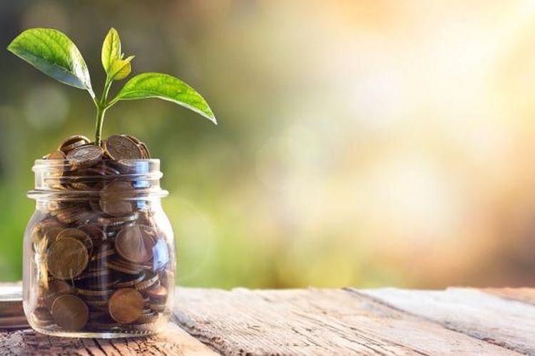 Ilusrasti menabung dan investasi