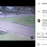 Video Motor Menyalip Mobil, Berujung Adu Banteng