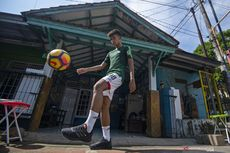 Sutan Zico Nikmati Proses Latihan Virtual Timnas U-19 Indonesia