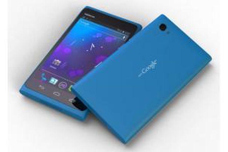 Bocoran foto ponsel Nokia yang memakai sistem operasi Android