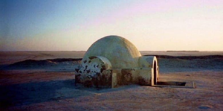 La Grande Dune, Tunisia