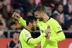 Lionel Messi dan Gerard Pique Target Utama Kampanye Hitam Eks Presiden Barcelona