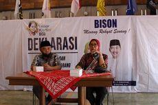 Kampanye di Kabupaten Semarang, Paslon Berburu Nomor Ponsel Warga dan Maksimalkan Telekonferensi
