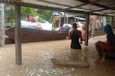 Banjir di Aceh Tamiang Meluas, 4.000 Orang Mengungsi