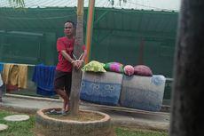 Kesal Kerabatnya Ditipu, Sipir Rutan Ikat Sang Penipu di Pohon dalam Rutan