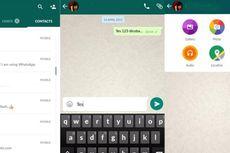 Diperbarui, WhatsApp di Android Tampil Lebih Segar