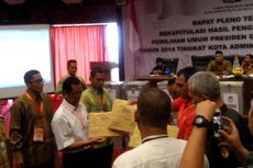 Rekapitulasi Tingkat Kota, Jokowi-JK Unggul Jauh di Jakarta Utara