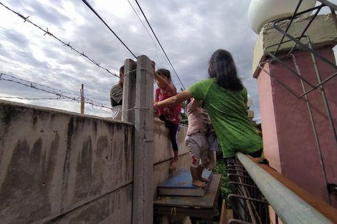 Pemkot Tangerang: Dinding yang Tutup Akses ke Rumah Warga di Ciledug Ilegal dan Akan Dibongkar