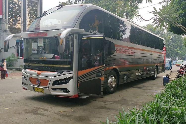 Bus AKAP PO Nusantara