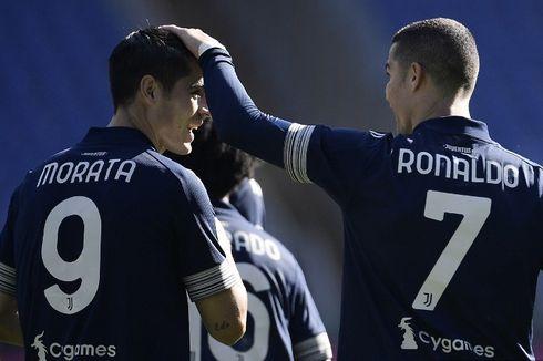 Prediksi Susunan Pemain Porto Vs Juventus, Siapa Tandem Cristiano Ronaldo?