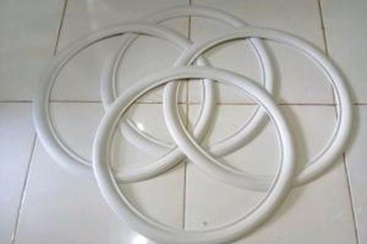 lis ban putih