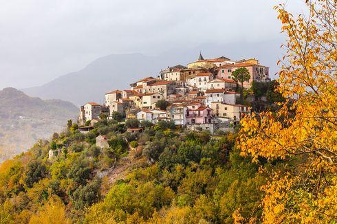 Desa di Italia Ini Tawarkan Fasilitas Nginap Gratis Selama 1 Minggu
