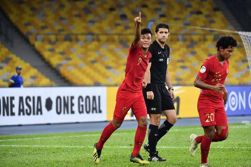 Persija Rekrut Bintang Timnas U-16