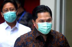 Erick Thohir Enggan Jadi Relawan Uji Coba Vaksin Covid-19, Apa Sebabnya?