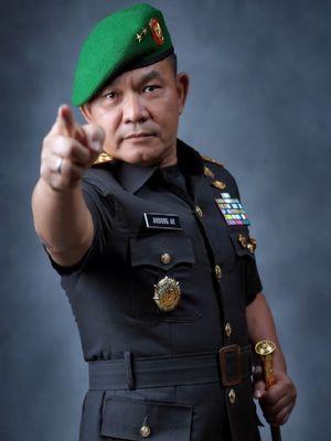 Pangkostrad Letjen TNI Dudung Abdurachman.