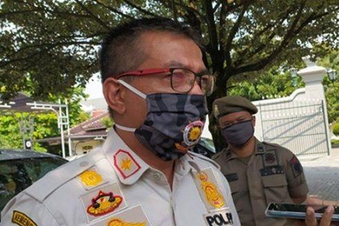 Satpol PP DIY Berikan Sanksi terhadap 878 Wisatawan yang Melanggar Protokol Kesehatan