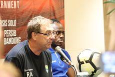Persib Tak Merasa Diuntungkan dengan Perubahan Lawan Tanding Pekan Ke-4 Liga 1 2020