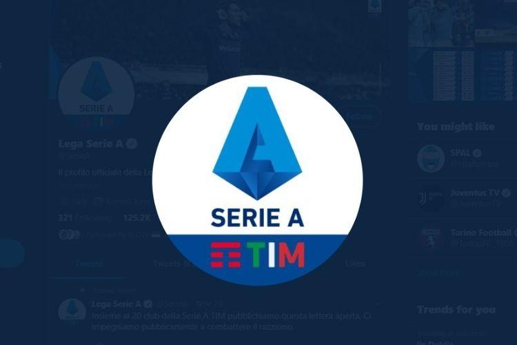 Logo Serie A.