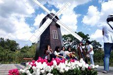 Taman Wisata Merapi Park, Seperti Liburan Keliling Dunia