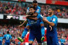 Emirates Cup, Arsenal Koleksi 8 Poin Setelah Menang atas Benfica