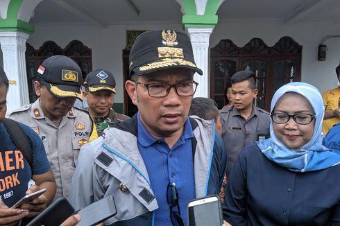 Ridwan Kamil Sebut Banjir di Bogor dan Bekasi Akibat Ulah Manusia