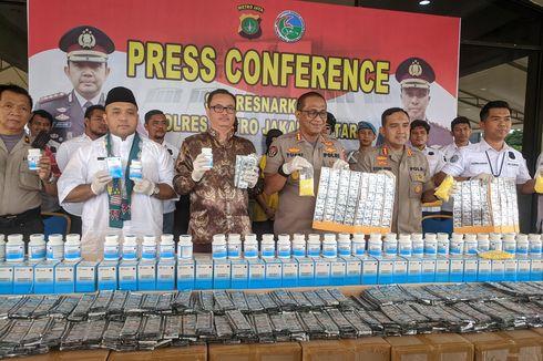 Sudinkes Pastikan Obat Keras Hexymer Tidak Beredar di Puskesmas Kawasan Jakarta Utara