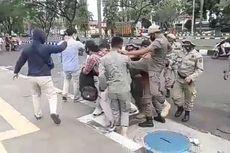 Mahasiswa HMI Protes Sikap Represif Satpol PP, Ini Kata Wakil Bupati Bogor