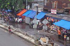 Parkir Liar Bertumbuh Lagi di Pasar Gembrong