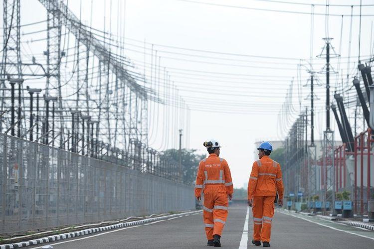 PGN berupaya memenuhi kebutuhan gas pembangkit listrik.