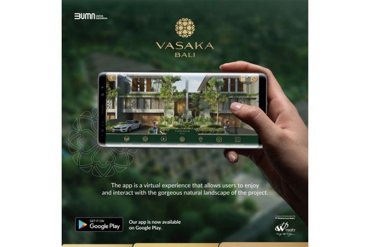 Aplikasi Vasaka Bali yang dapat diunduh di Play Store (Dok. Vasaka Bali)