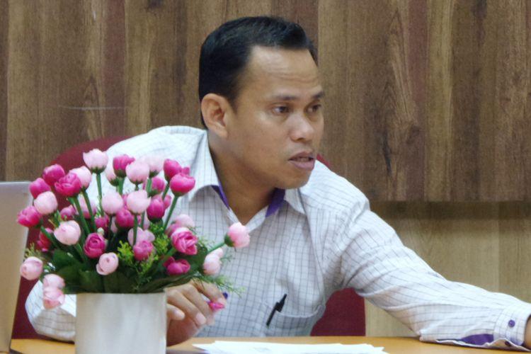 Komisioner Bawaslu Provinsi DKI Jakarta Muhammad Jufri