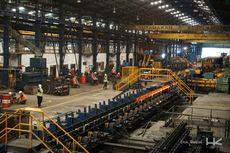 Pasok Baja Tol Trans-Sumatera, Bhirawa Steel Raup Kenaikan Pendapatan