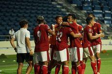 Hasil Kualifikasi Piala Dunia 2022 Zona Asia: Indonesia Raih Poin, Malaysia Kalah Besar